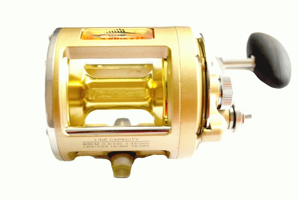 how to set the drag on a lever drag reel