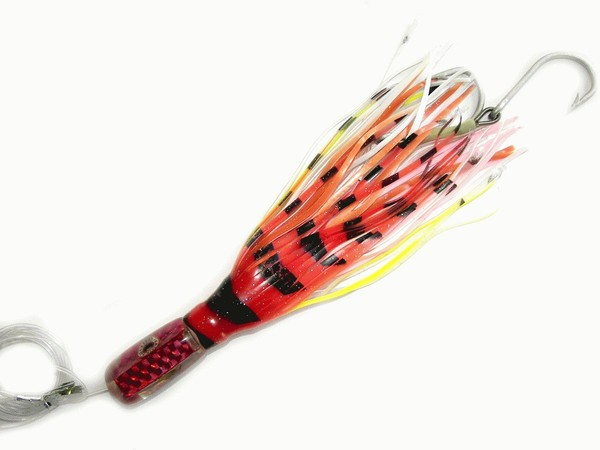 Kamikaze kona dancer 275mm rigged game lure g consignment for Hawaii fishing lures