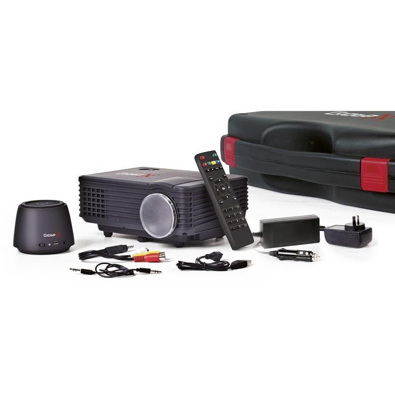 Portable hi res movie projector for Portable movie projector