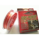 Bluewater FIREPOWER Super Line 200m 20lb Red & Yellow