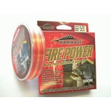 Bluewater FIREPOWER Super Line 300m 42lb Red & Yellow