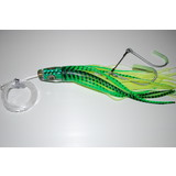 """KAMIKAZE - INDIAN DANCER 10"""" RIGGED GAME TROLL LURE - A"""