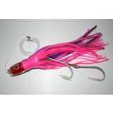 """KAMIKAZE - INDIAN DANCER 10"""" RIGGED GAME TROLL LURE - C"""