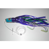 """KAMIKAZE - INDIAN DANCER 10"""" RIGGED GAME TROLL LURE - E"""