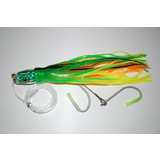 """KAMIKAZE - INDIAN DANCER 10"""" RIGGED GAME TROLL LURE - H"""