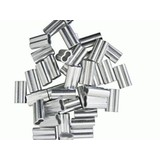 KAMIKAZE - #171 Double Aluminium Crimps 5# - 40pk