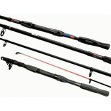 KAMIKAZE  TELE - X  Graphite Telescopic Rod 2.4m