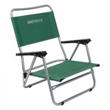 Beach Chair With Arms - Green