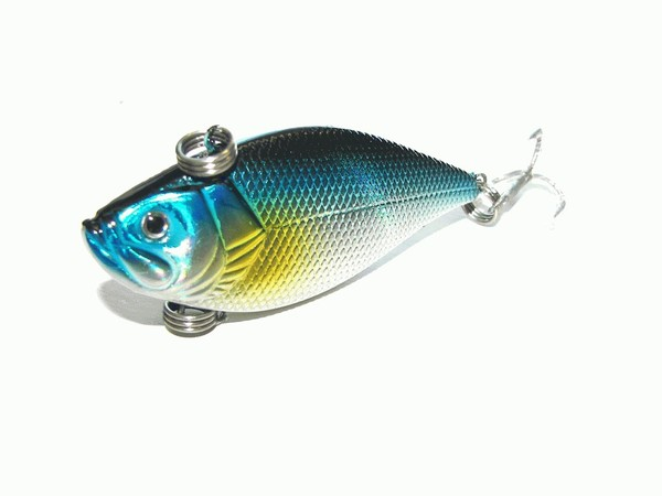 HIGH FLYER Kamikaze 4 pack with Lure Bag