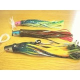 Set of 3 Kamikaze Rigged Game Lure – Snake Eyes  160mm Resin Head
