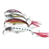 GIRLIE - Kamikaze 4 pack with Lure Bag