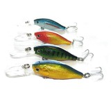 LONG JOHN - Kamikaze 4 pack with Lure Bag