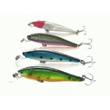 BANDIT - Kamikaze 4 pack with Lure Bag