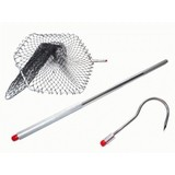 KAMIKAZE Combo Large Net+Large Gaff+Handle 600mm