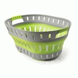 Pop Up Laundry Basket Green